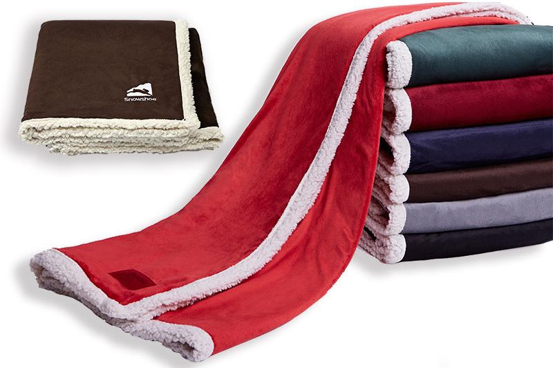 Kanata Lambswool Throw/Blanket