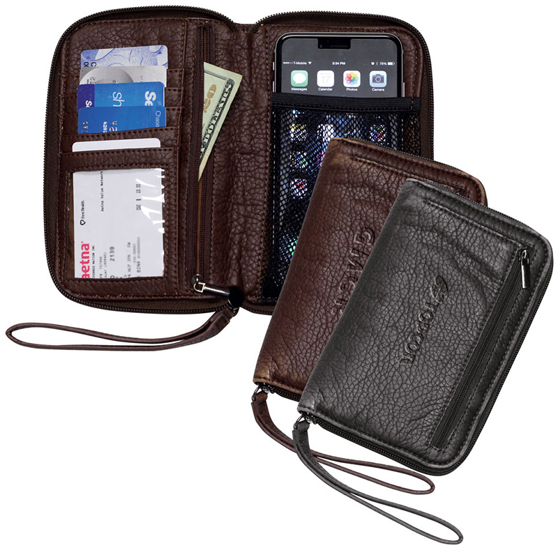 Mason Series Clutch / Travel Wallet