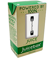 The Juicebox - Power Bank Charger