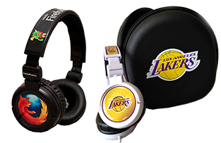 Awesome sounding DJ style DesignEars Headphones
