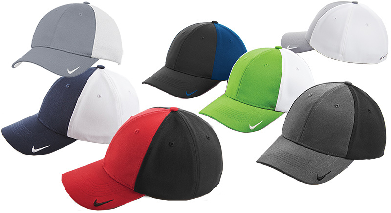 Nike Dri-Fit Flex Cap with Fitted Expandable Closure