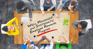 systematic employee rewars program