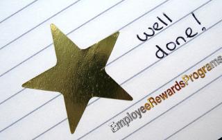 well done employee rewards